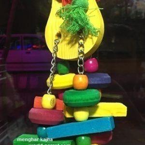 اسباب بازی طوطی سان کانور