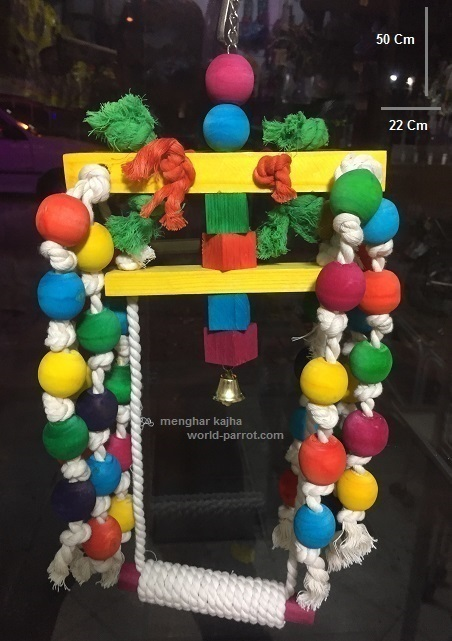 فروش اسباب بازی طوطی سنگالی
