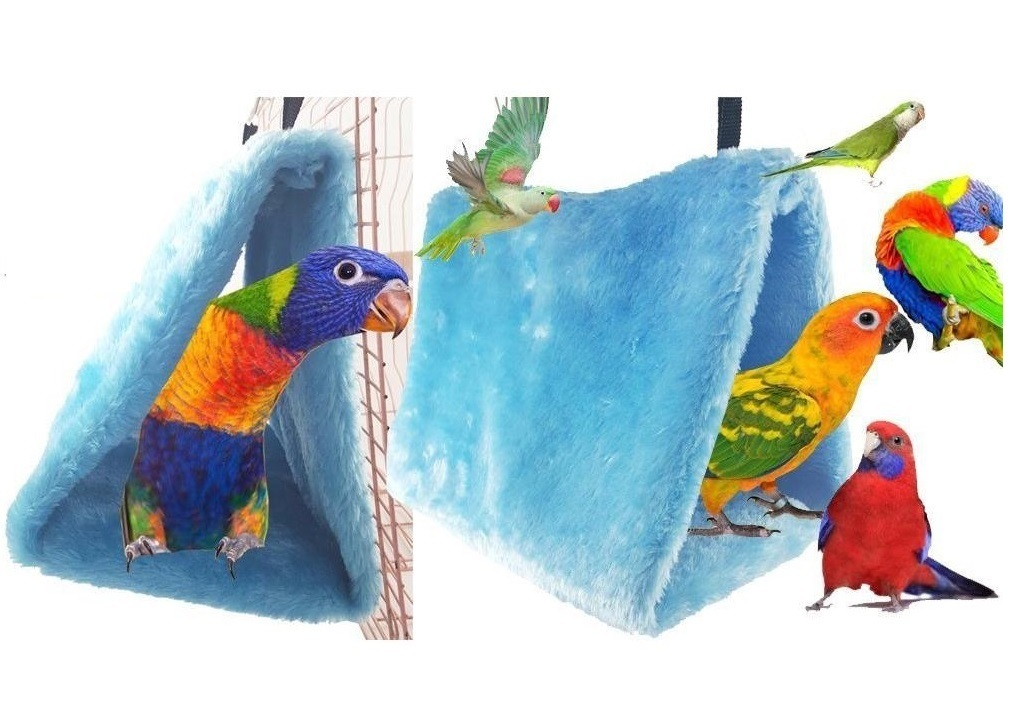 مخفیگاه طوطی کیسه خواب پرنده