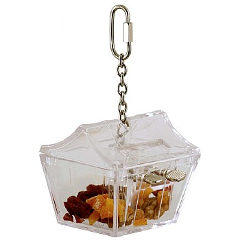 Treasure toy parrot اسباب بازی فکری گنج طوطی
