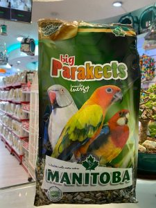 Manitoba 26039 Big Parakeets