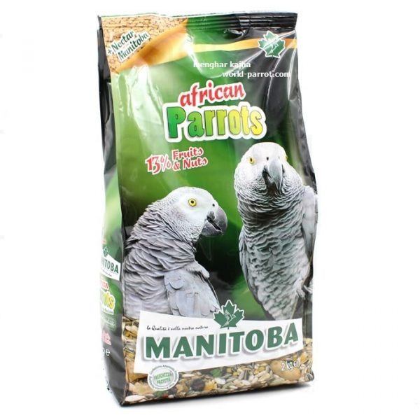 Manitoba African Parrot Food