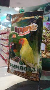 Manitoba Agapornis Parakeets 26051 Birdfood Parrot