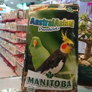 Manitoba Australian Australasian Parakeets 26036 Birdfood Parrot