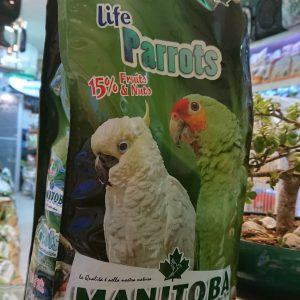 Manitoba Life Parrots Parakeets 26065 Birdfood Parrot
