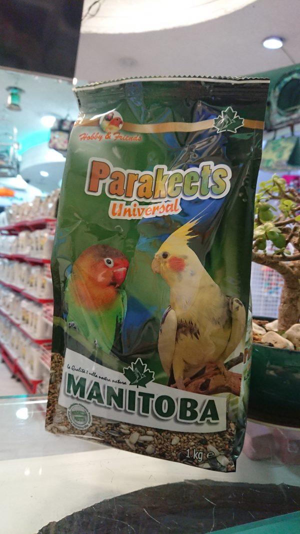 Manitoba Parakeets Universal 26033 Birdfood Parrot
